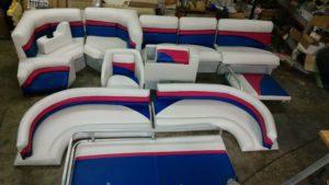 Full Boat Upholstery Wow