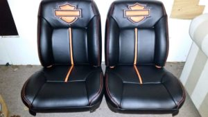 HD Custom Car Seats