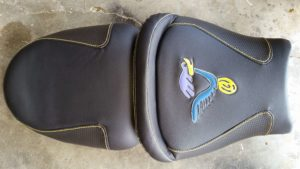 Roadrunner Motorcycle Seat