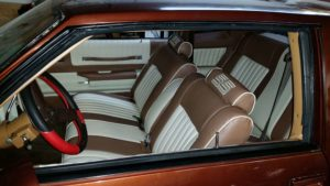 SS New Two Tone Leather Interior
