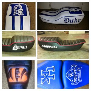 Fans Custom Motorcycle Seats